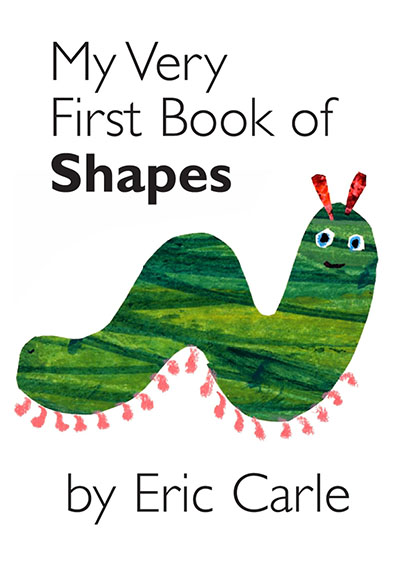 My Very First Book of Shapes - Jacket
