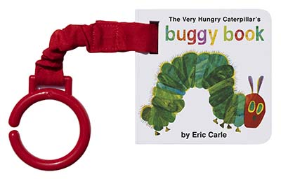 The Very Hungry Caterpillar's Buggy Book - Jacket
