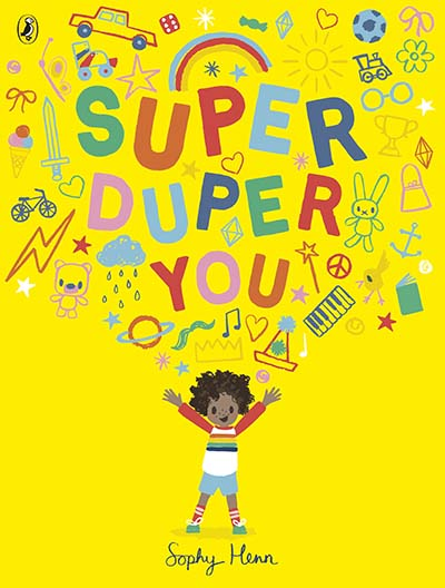 Super Duper You - Jacket