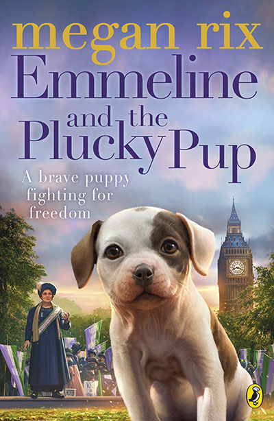 Emmeline and the Plucky Pup - Jacket
