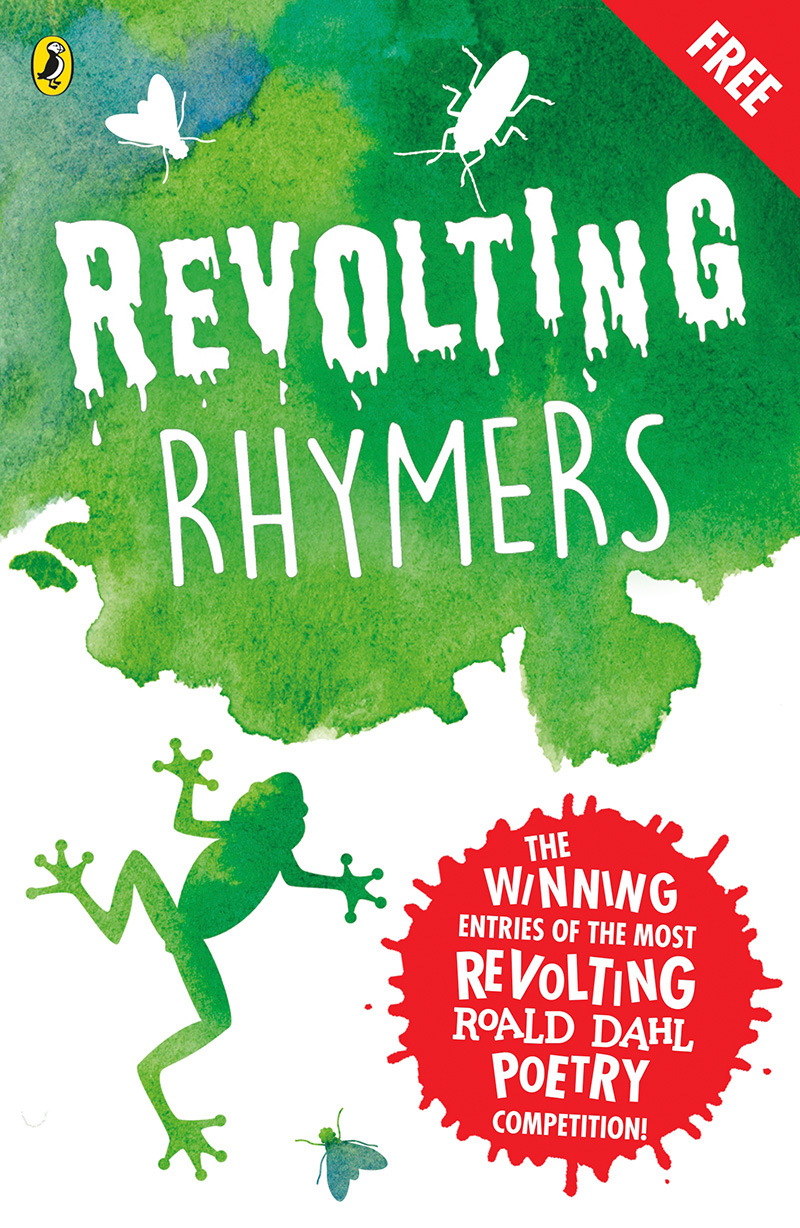 Revolting Rhymers: Competition Winners - Jacket