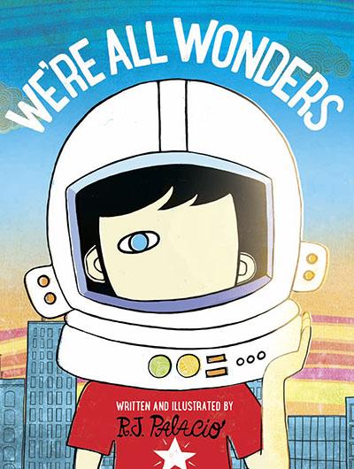 We're All Wonders - Jacket