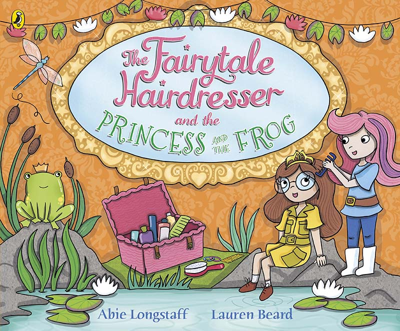 The Fairytale Hairdresser and the Princess and the Frog - Jacket