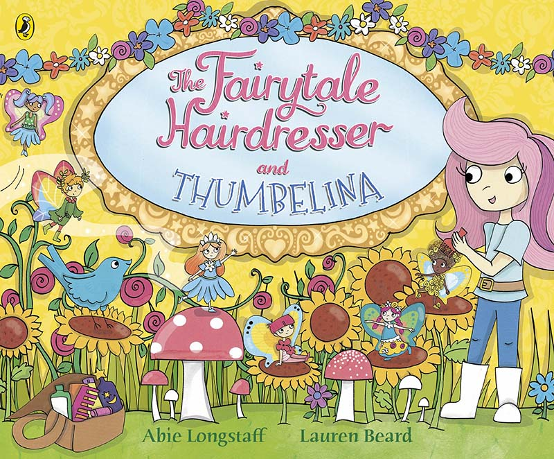 The Fairytale Hairdresser and Thumbelina - Jacket