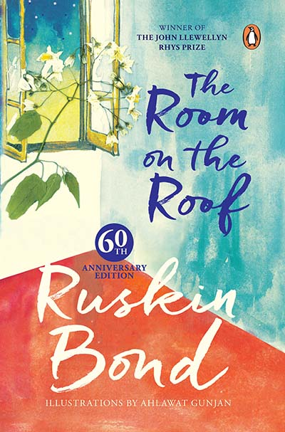 The Room on the Roof - Jacket