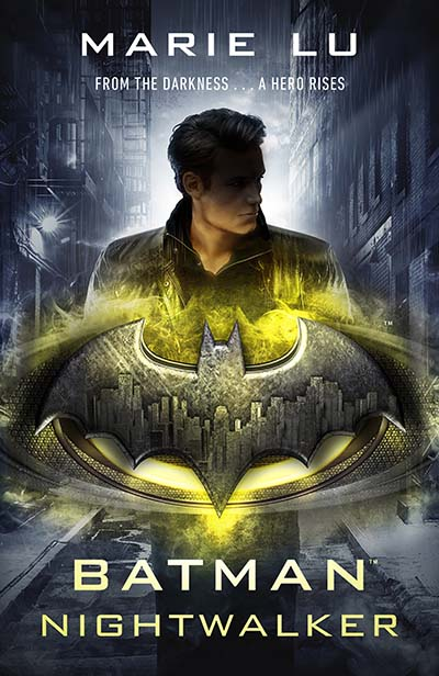 Batman: Nightwalker (DC Icons series) - Jacket
