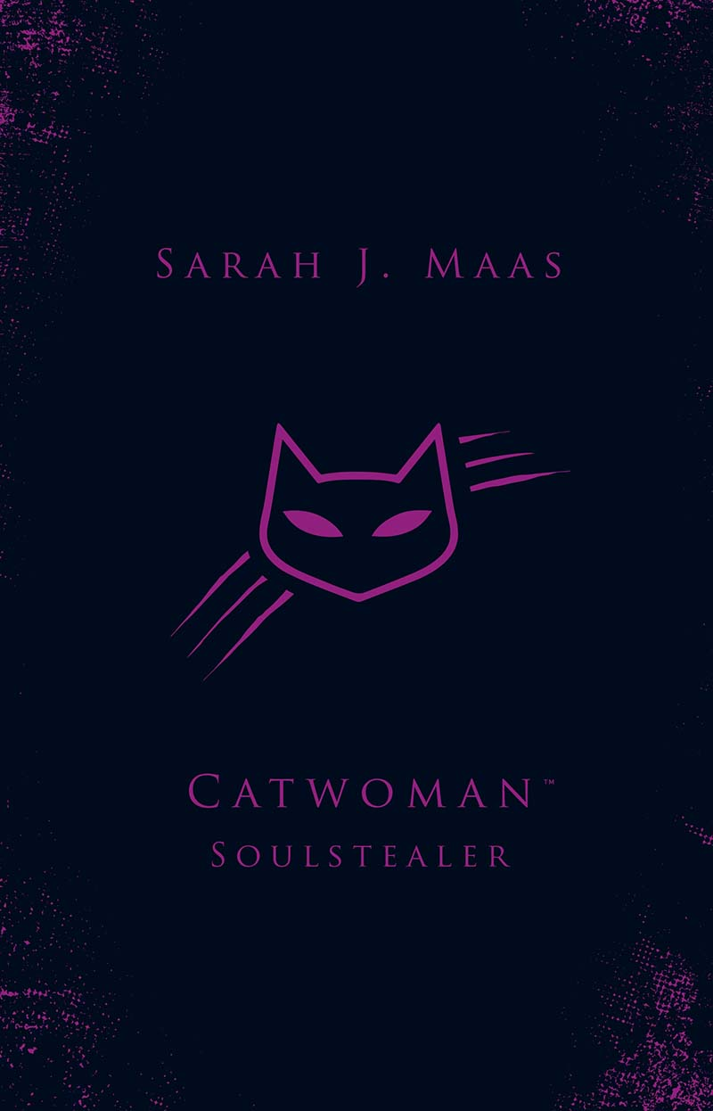 Catwoman: Soulstealer (DC Icons series) - Jacket
