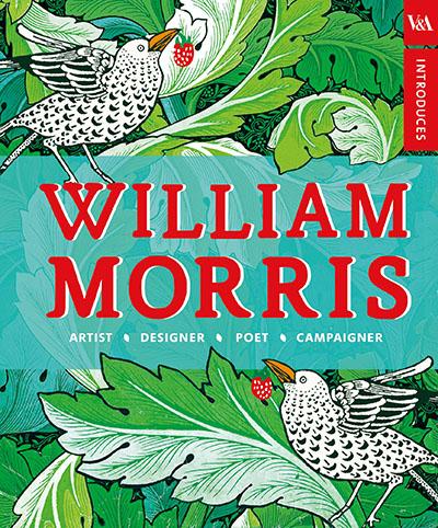 V&A Introduces: William Morris - Jacket