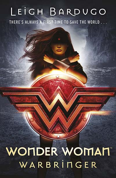Wonder Woman: Warbringer (DC Icons Series) - Jacket