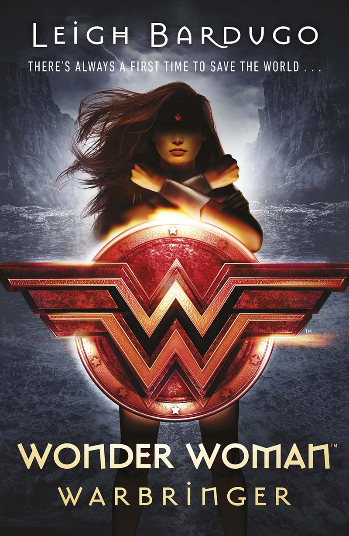 Wonder Woman: Warbringer (DC Icons Series) - Jacket