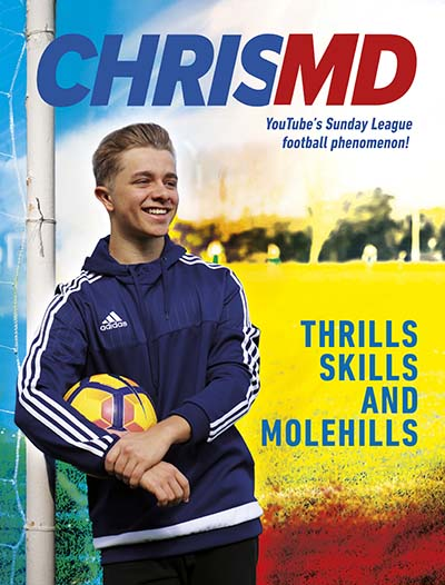 Thrills, Skills and Molehills - Jacket