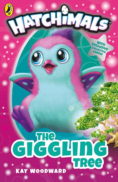 Hatchimals: The Giggling Tree - Jacket