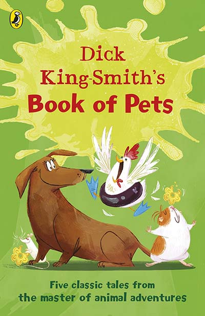 Dick King-Smith's Book of Pets - Jacket