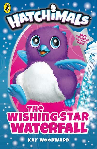 Hatchimals: The Wishing Star Waterfall - Jacket