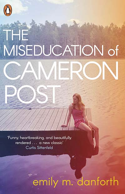 The Miseducation of Cameron Post - Jacket