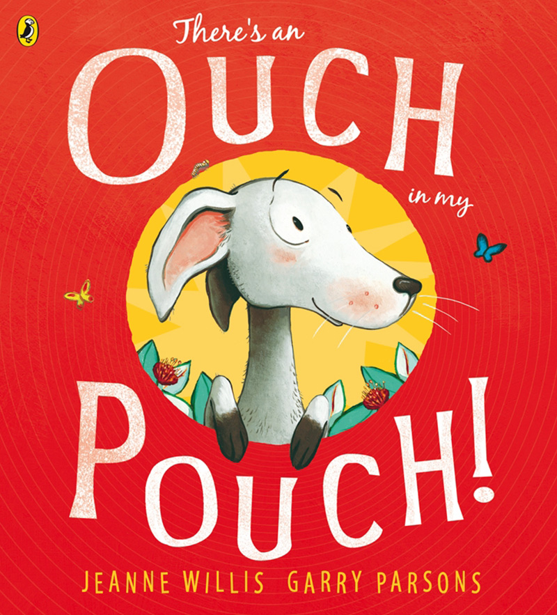 There's an Ouch in my Pouch! - Jacket
