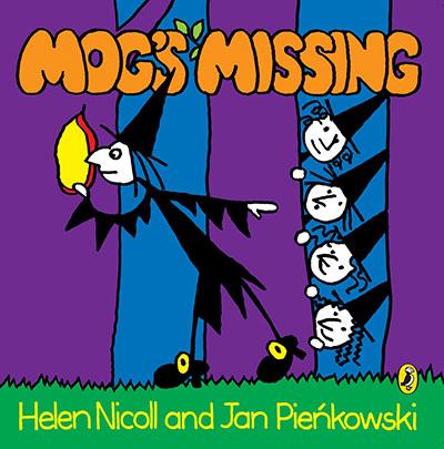Mog's Missing - Jacket
