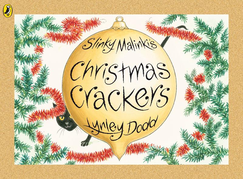 Slinky Malinki's Christmas Crackers - Jacket