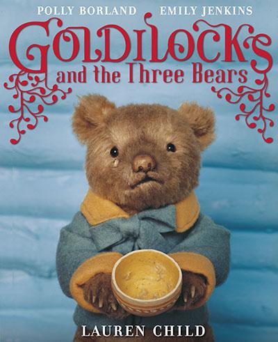 Goldilocks and the Three Bears - Jacket