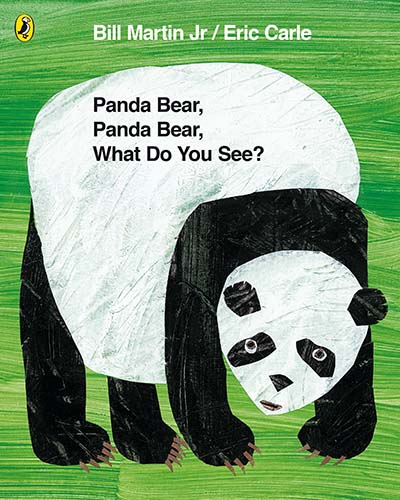 Panda Bear, Panda Bear, What Do You See? - Jacket