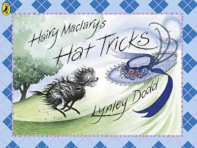 Hairy Maclary's Hat Tricks - Jacket