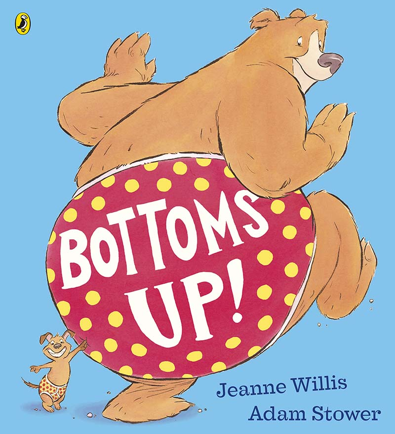 Bottoms Up! - Jacket