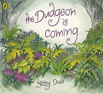 The Dudgeon Is Coming - Jacket