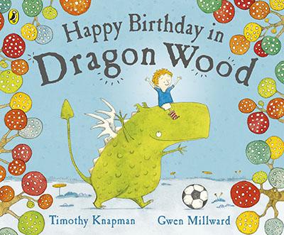 Happy Birthday in Dragon Wood - Jacket