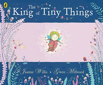 The King of Tiny Things - Jacket