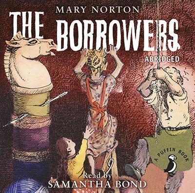 The Borrowers - Jacket