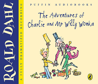 The Adventures of Charlie and Mr Willy Wonka - Jacket