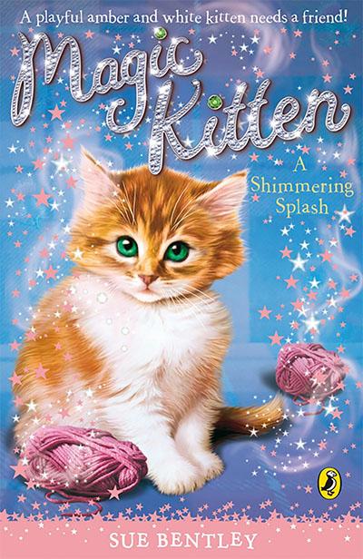 Magic Kitten: A Shimmering Splash - Jacket