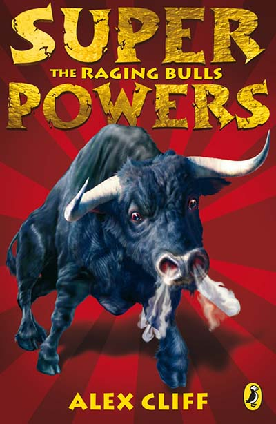 Superpowers: The Raging Bulls - Jacket