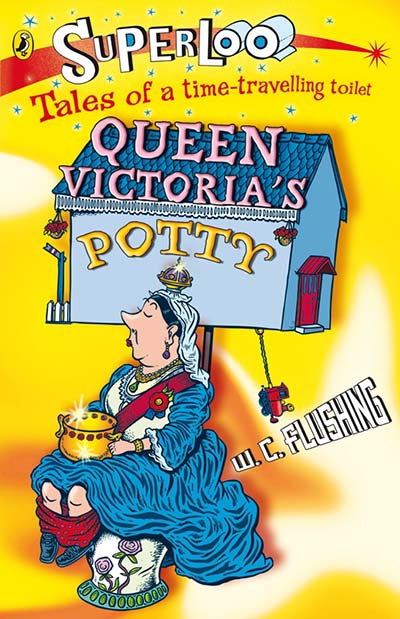 Superloo: Queen Victoria's Potty - Jacket