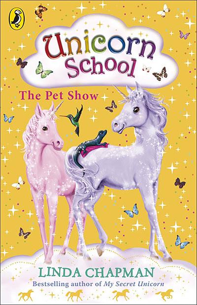 Unicorn School: The Pet Show - Jacket