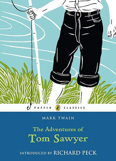 The Adventures of Tom Sawyer - Jacket