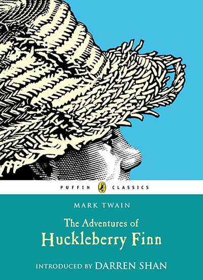 The Adventures of Huckleberry Finn - Jacket