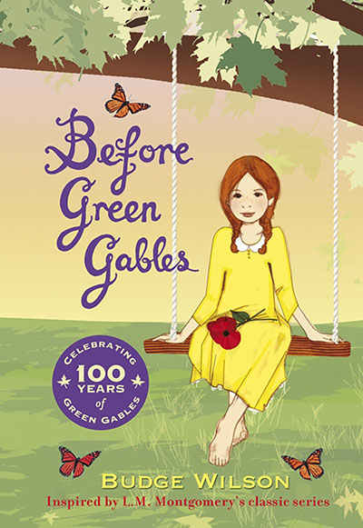Before Green Gables - Jacket
