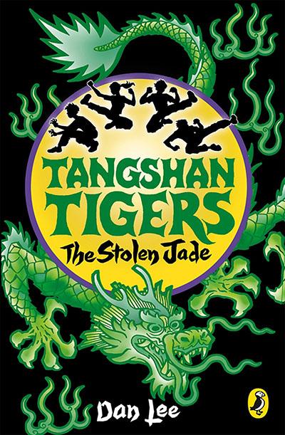 Tangshan Tigers: The Stolen Jade - Jacket