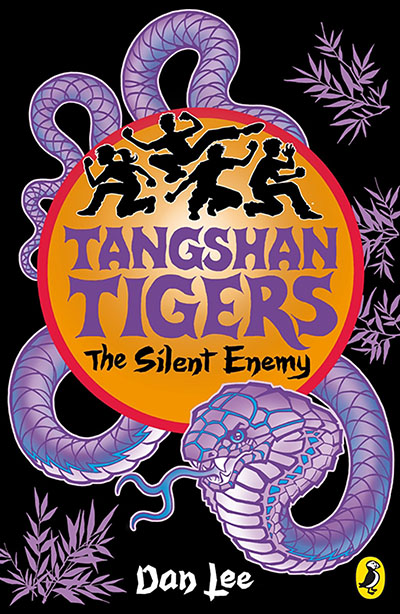 Tangshan Tigers: The Silent Enemy - Jacket