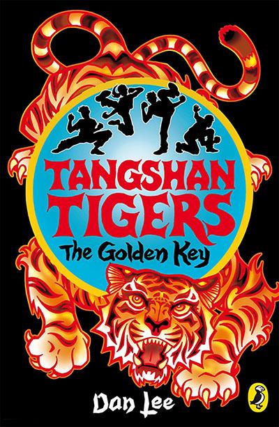 Tangshan Tigers: The Golden Key - Jacket
