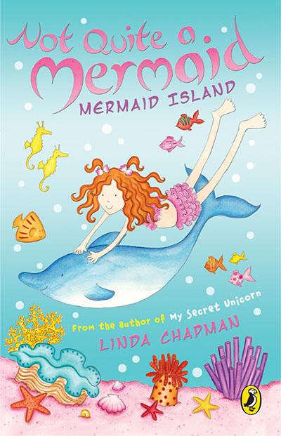 Not Quite a Mermaid: Mermaid Island - Jacket