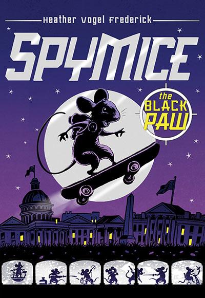 Spy Mice: The Black Paw - Jacket