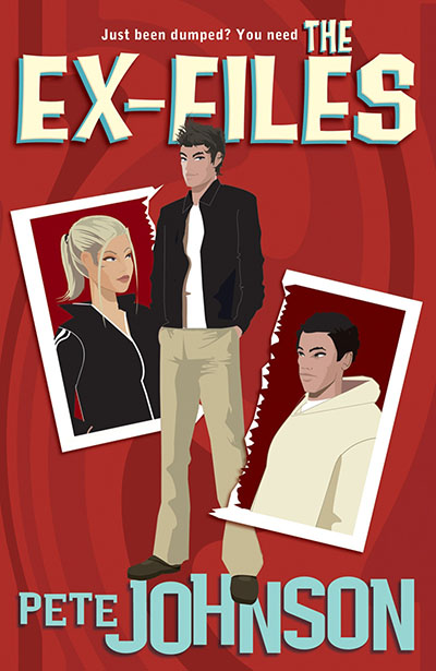 The Ex-Files - Jacket