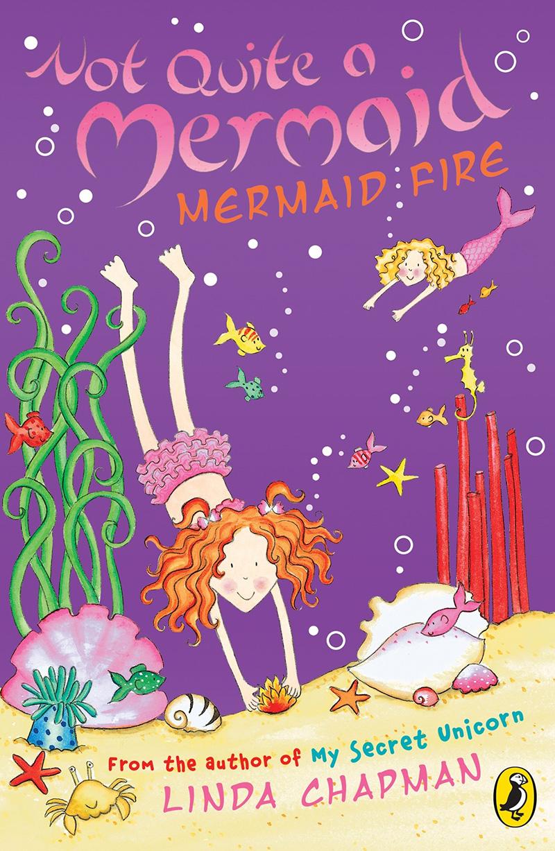 Not Quite a Mermaid: Mermaid Fire - Jacket
