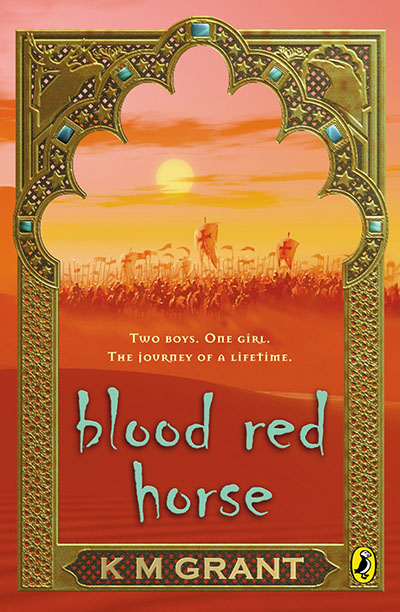 Blood Red Horse - Jacket