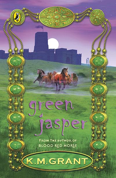 Green Jasper - Jacket