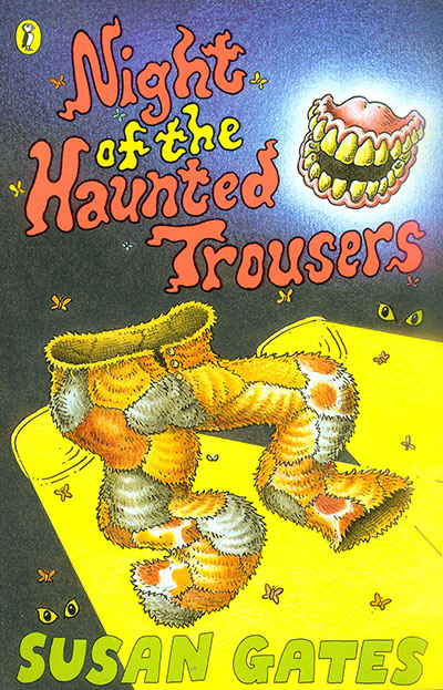 Night of the Haunted Trousers - Jacket