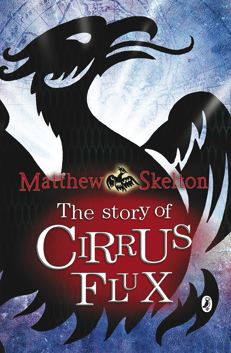 The Story of Cirrus Flux - Jacket