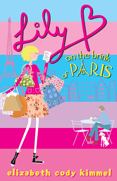 Lily B on the Brink of Paris - Jacket